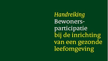 handreiking participatie RIVM